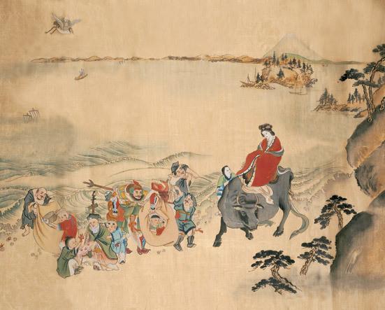 日本仕女图 古代美女 仕女图 古典美女