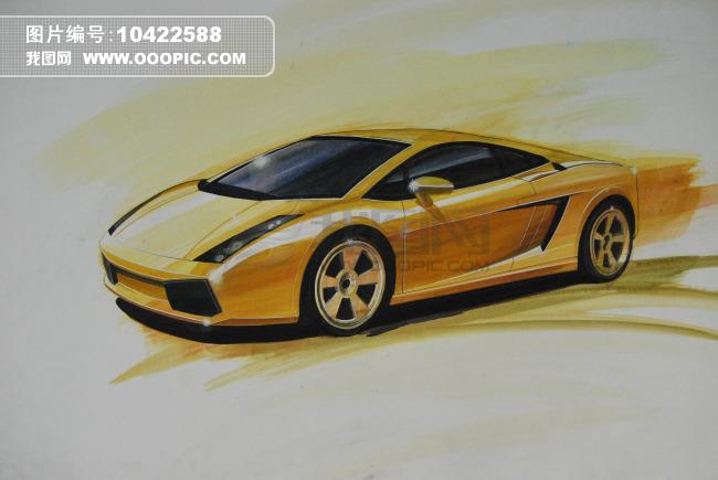 平面|广告设计 其他 产品设计 > 手绘汽车   图片编号:26951104 文件