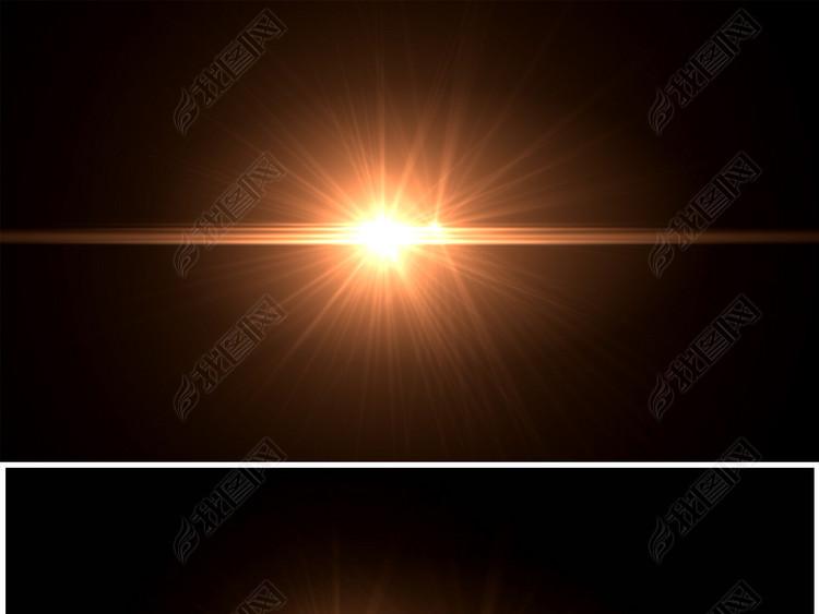 高清动态光效视频背景素材片头片尾转场