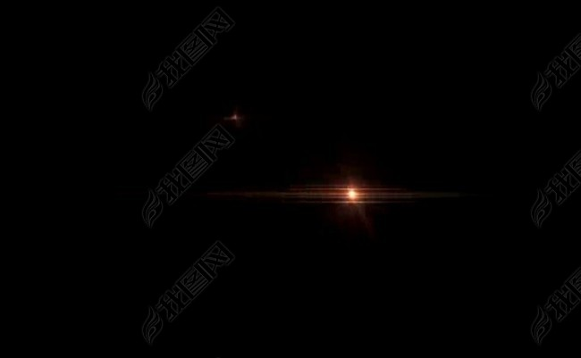 高清动态光效视频素材 过渡片头片尾