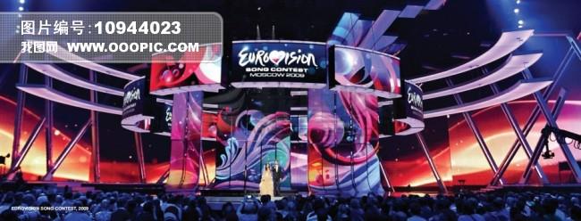 颁奖晚会舞台舞美设计效果图
