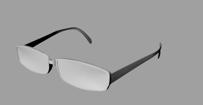 眼镜犀牛眼镜模型(图片编号:11141501)_其他模型_我图网