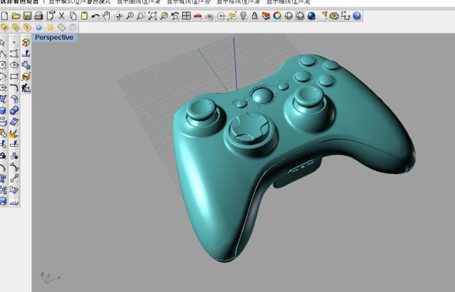 360游戏手柄犀牛模型模板下载(图片编号:11203910)_游戏 ...