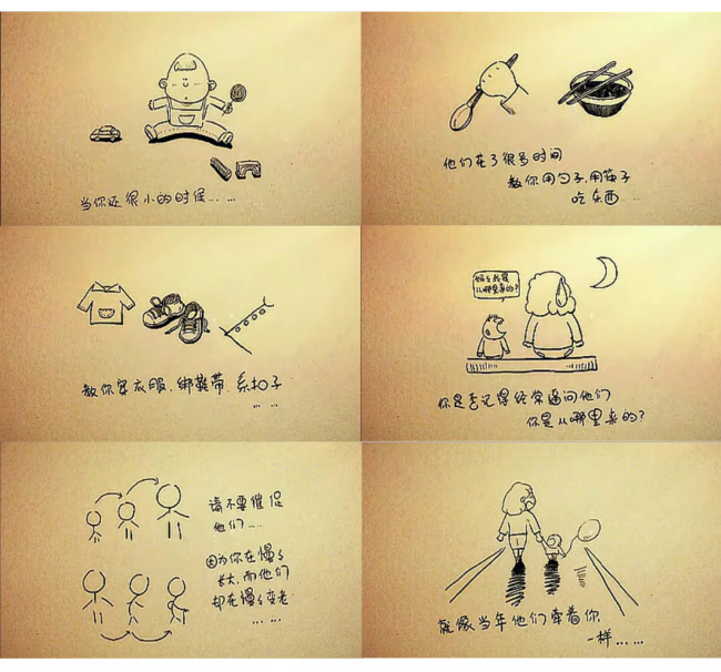 自创奖状手绘简笔画