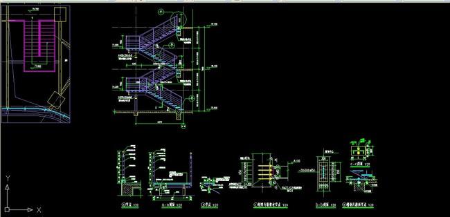 钢结构楼梯节点收集整理