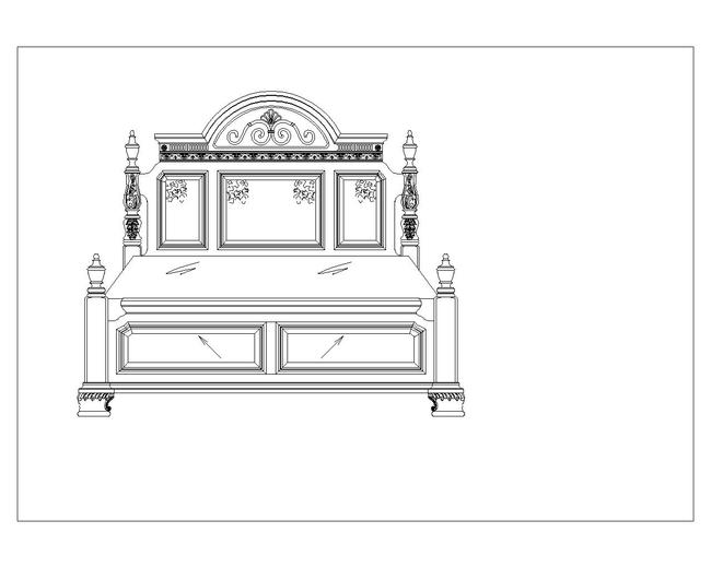 工程图 简笔画 平面图 手绘 线稿 650_520
