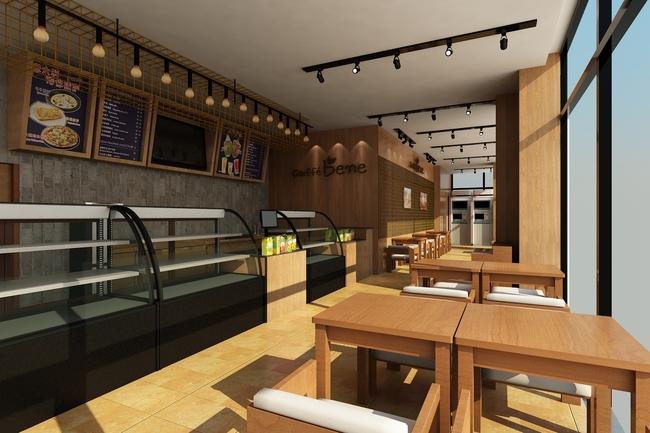 模型库 室内模型 商业空间 > 咖啡厅设计  版权图片 素材图片参数: 编