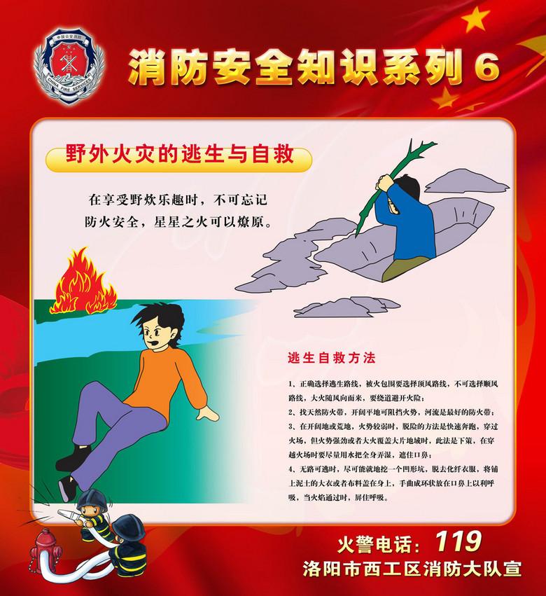 消防宣传 | 你应该掌握的消防安全知识