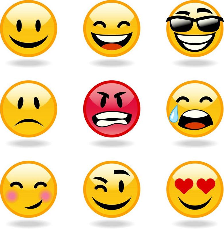 可爱qq表情图片设计素材_高清模板下载(0.23mb)_表情图片