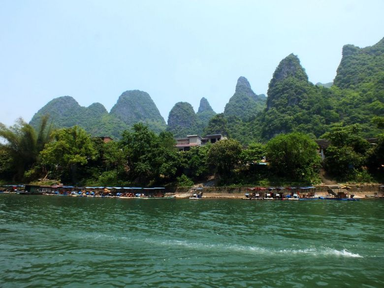 桂林山水图图片下载素材 其他
