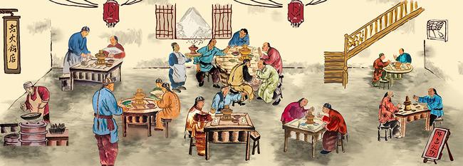 老北京客厅