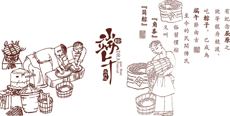 端午节的传统习俗