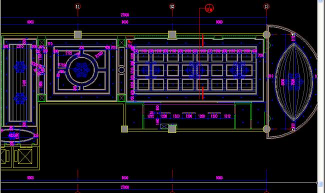 建筑cad图纸cad装潢设计图纸装修图纸cad书柜书桌cad图纸水箱cad图纸