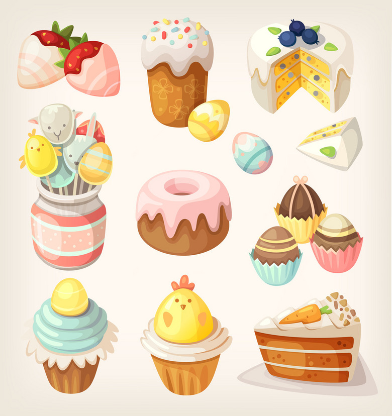 Cartoon Cake Images Free Download