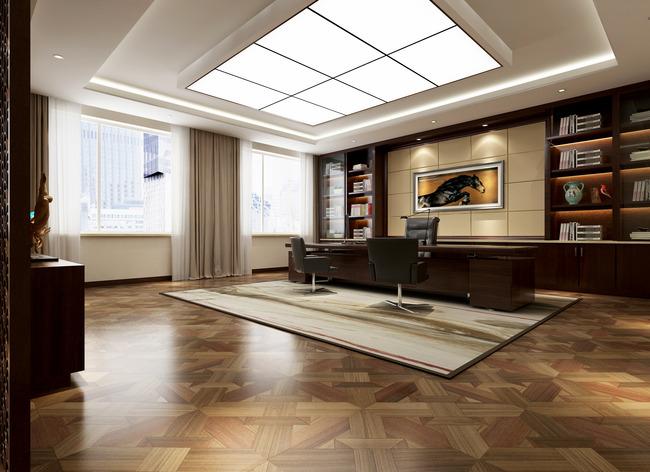 高端老总办公室设计图下载(图片57.31mb)_家居模型库图片