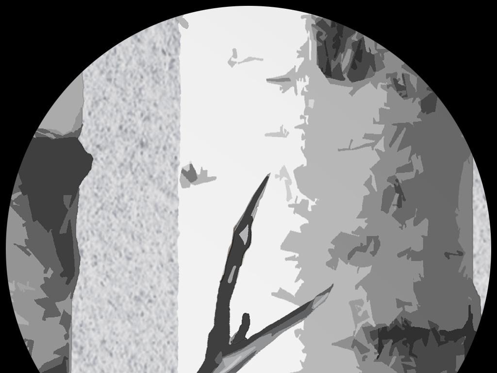 背景墙|装饰画 电视背景墙 电视背景墙 > 手绘欧式怀旧白桦树电视背景