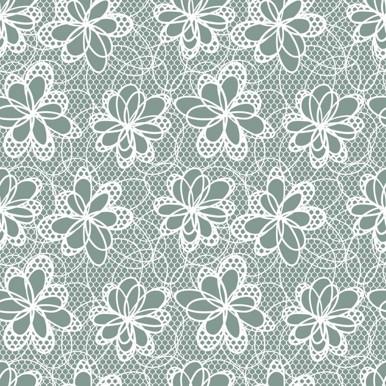 蕾丝提花面料蕾丝花边服装辅料雪纺面料图片设计素材 高清ai模板下载
