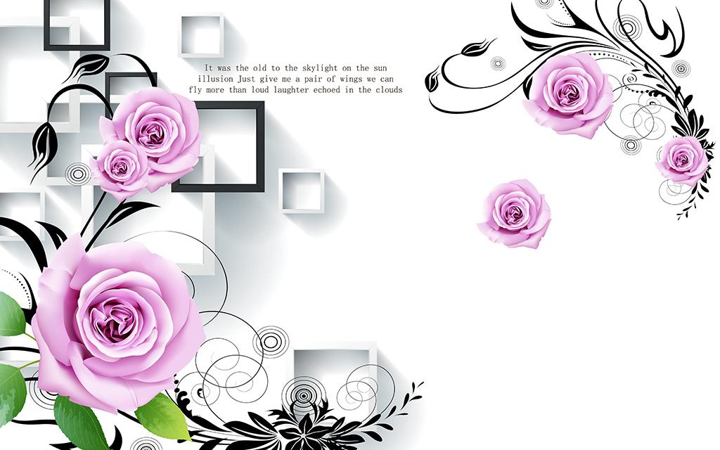 我图网提供精品流行3D方格紫色玫瑰花3D电视背景墙素材下载,作品模板源文件可以编辑替换,设计作品简介: 3D方格紫色玫瑰花3D电视背景墙 位图, RGB格式高清大图,使用软件为 Photoshop CS6(.tif分层)