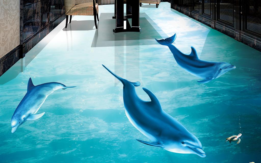 壁纸 动物 海底 海底世界 海洋馆 鲸鱼 水族馆 1024_640