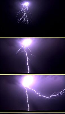 <strong>闪电</strong>实拍高清视频素材26