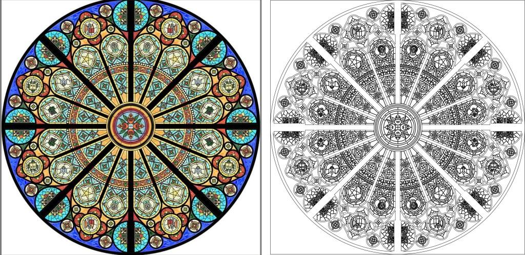 我图网提供精品流行教堂花纹素材下载,作品模板源文件可以编辑替换,设计作品简介: 教堂花纹 矢量图, CMYK格式高清大图,使用软件为 CorelDRAW X4(.cdr) 教堂花纹