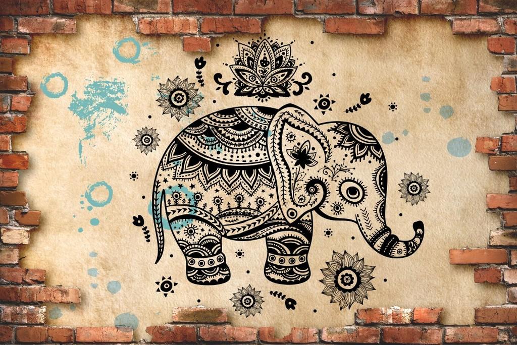 动物涂鸦电脑壁纸