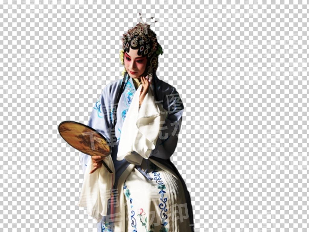 高清古典中国风戏曲人物