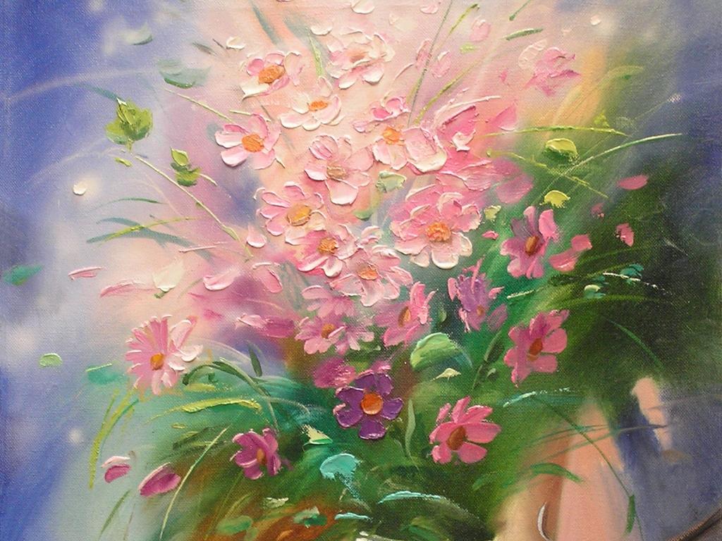 花卉静物水果薰衣草欧洲油画人物油画油画风景抽象油画手绘油画高清