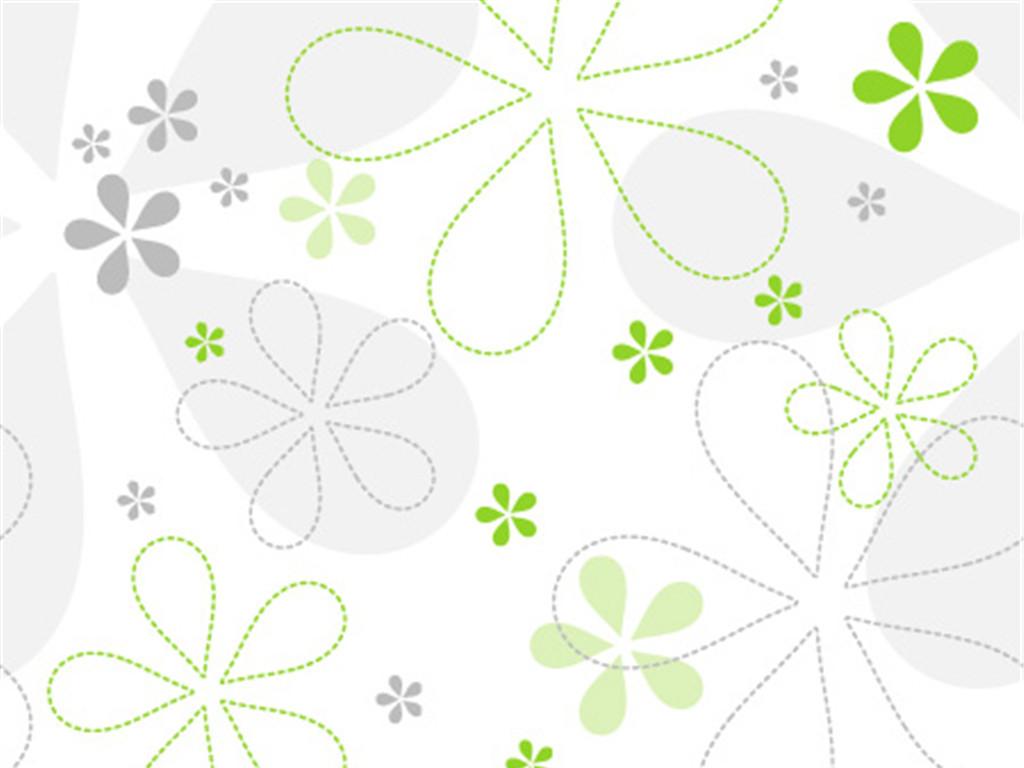 花朵插画装饰画植物