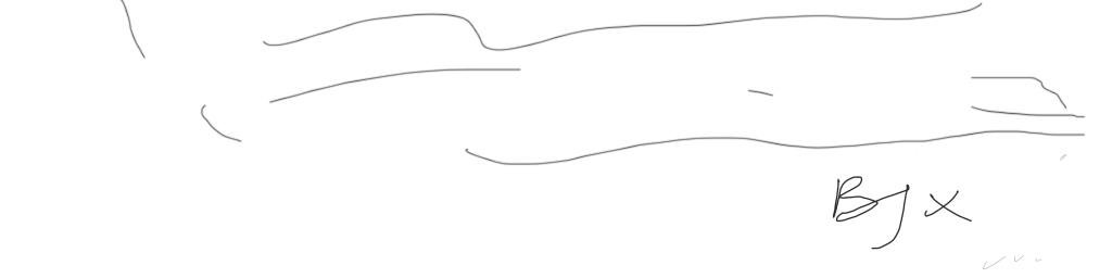 简笔画 手绘 线稿 1024_256