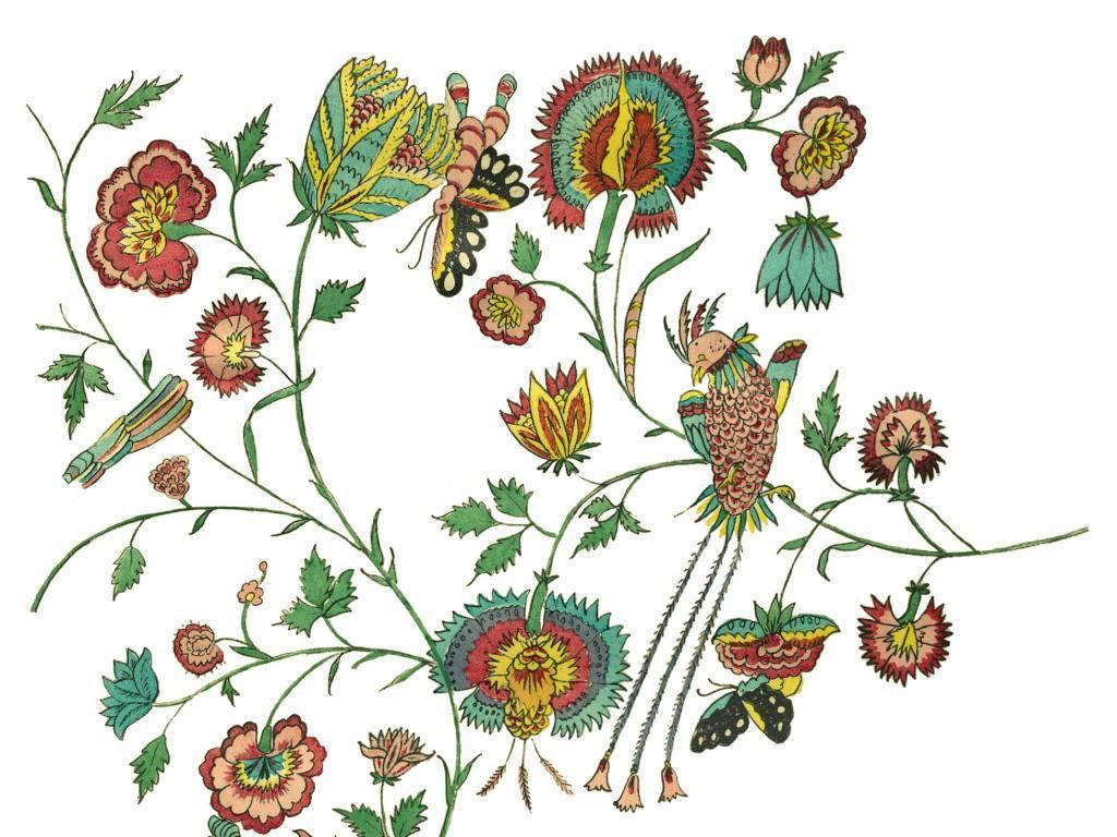 高清底纹花纹布纹纺织纹理背景(图片编号:15272140)
