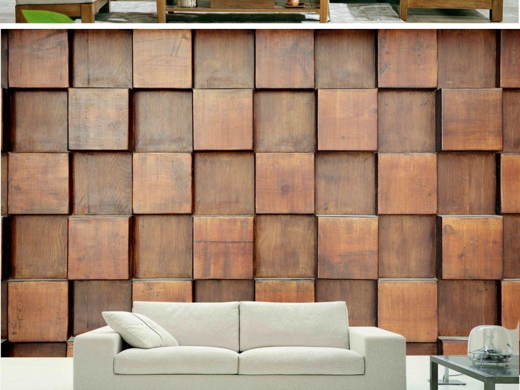 木头木纹背景(图片编号:15276251)_客厅电视背景墙_我