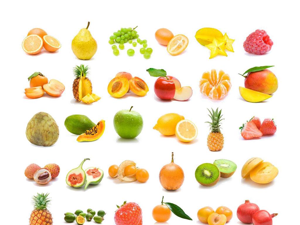 卡通3d新鲜瓜果精美水果图片