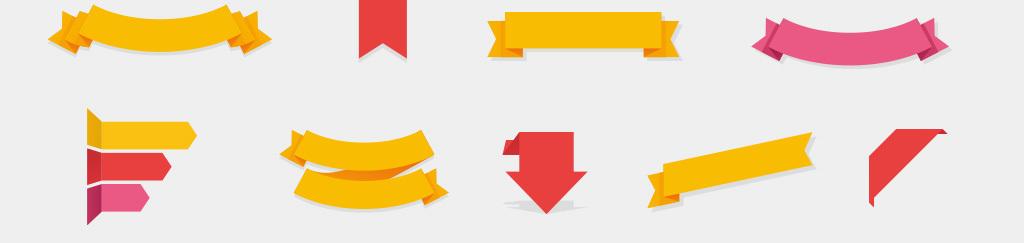 我图网提供精品流行折纸标签和飘带设计矢量素素材下载,作品模板源文件可以编辑替换,设计作品简介: 折纸标签和飘带设计矢量素 矢量图, RGB格式高清大图,使用软件为 Illustrator CS6(.ai)