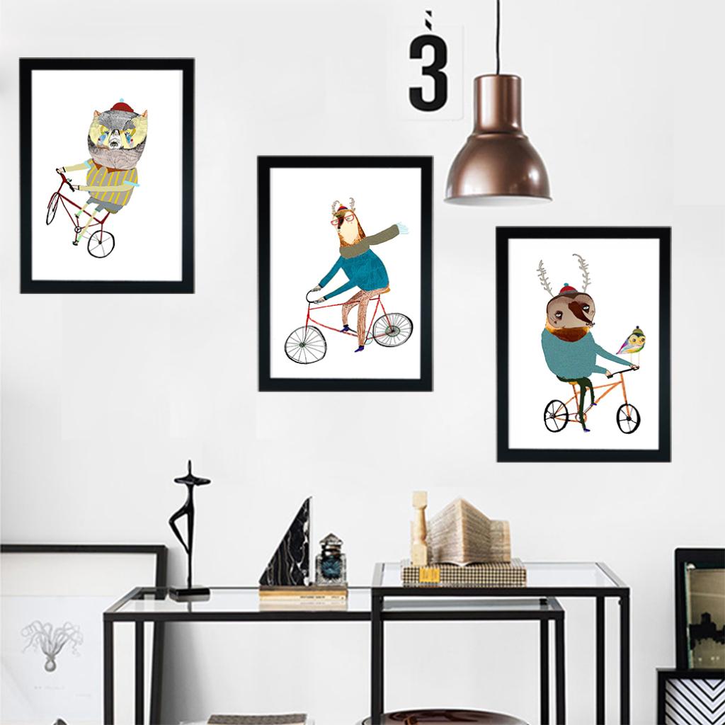 背景墙|装饰画 无框画 动物图案无框画 > 手绘艺术创意个性人物装饰画