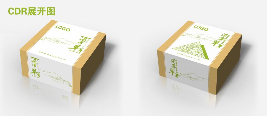 茶叶包装图片设计素材_高清cdr模板下载(0.52mb)85图片