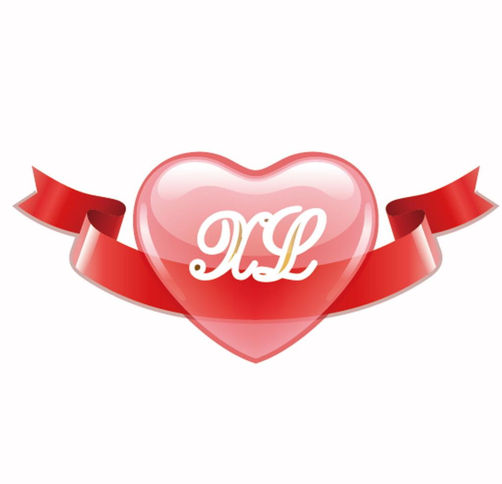 名字logo设计                                    花体字