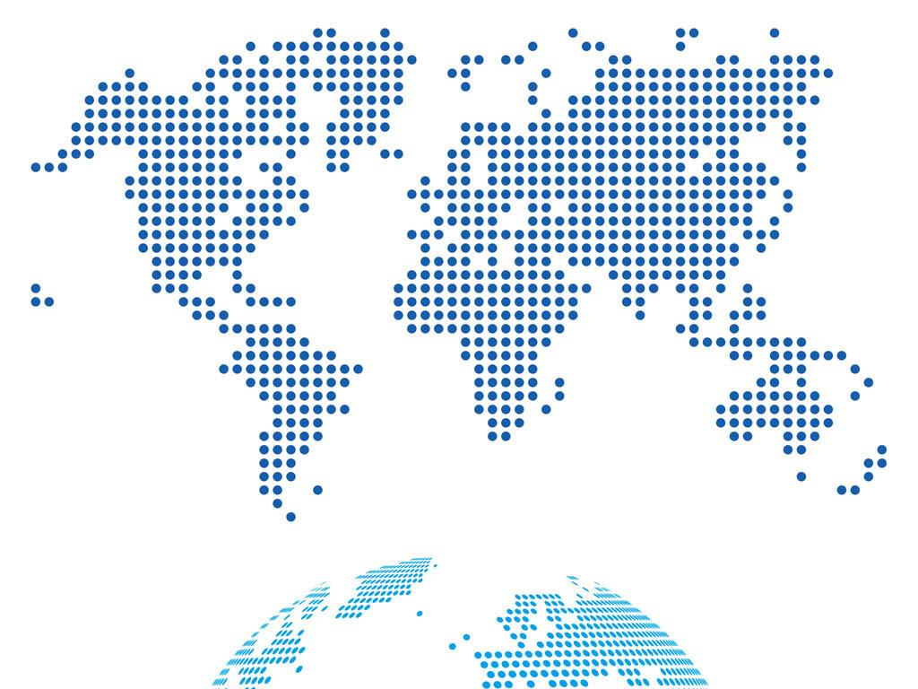 地图世界地图主体矢量矢量世界地图剪影世界地图剪影世界地图素材世界