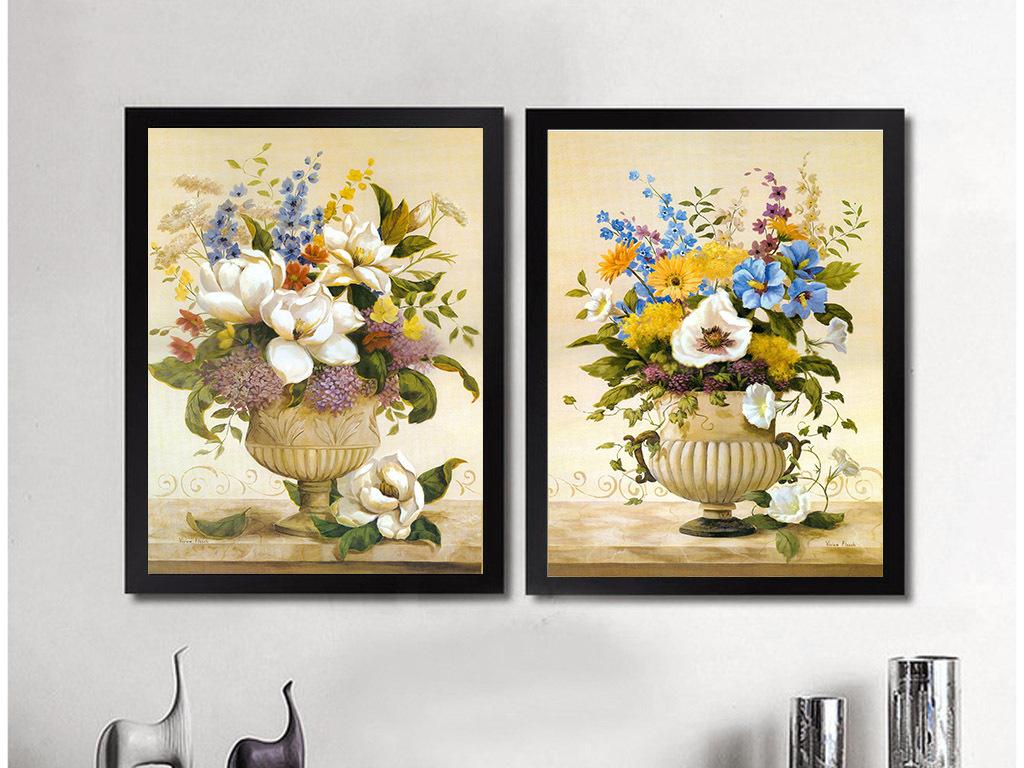 我图网提供精品流行欧式花瓶插花摆件静物装饰画素材下载,作品模板源文件可以编辑替换,设计作品简介: 欧式花瓶插花摆件静物装饰画 位图, RGB格式高清大图,