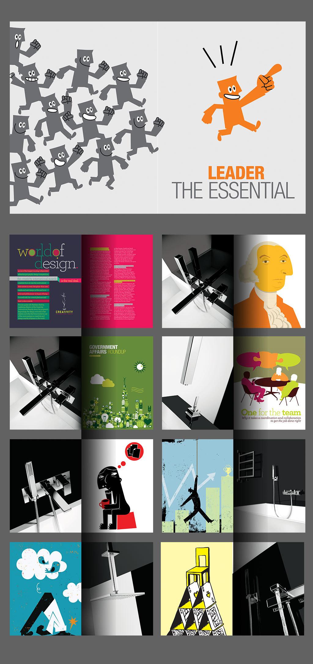经典版式创意海报设计国外经典版式设计排版