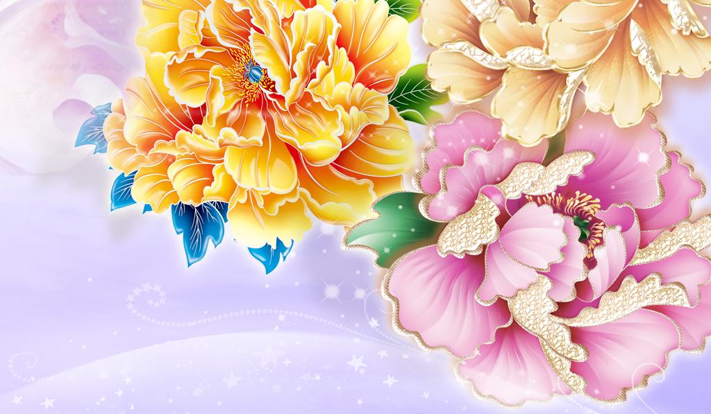 高清中国传统中秋佳节背景装饰画图片设计素材 psd模板下载 28.62MB图片