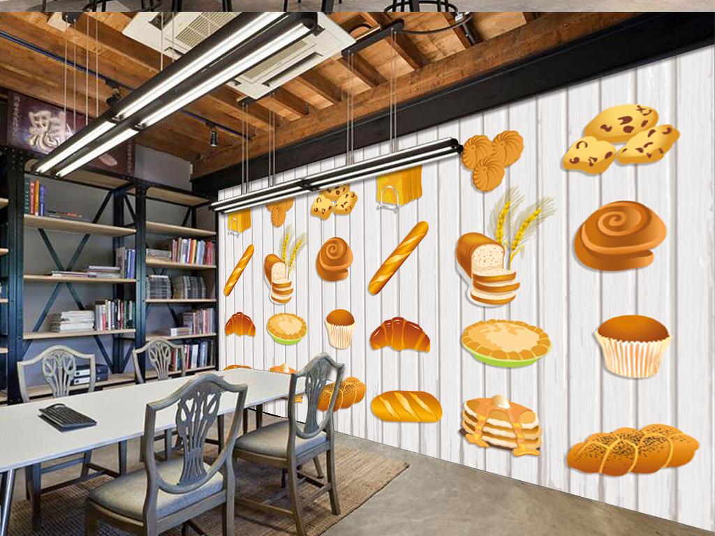 我图网提供精品流行 复古怀旧面包餐厅背景墙装饰画素材 下载,作品模板源文件可以编辑替换,设计作品简介: 复古怀旧面包餐厅背景墙装饰画 位图, CMYK格式高清大图, 使用软件为 Photoshop CS6(.psd)