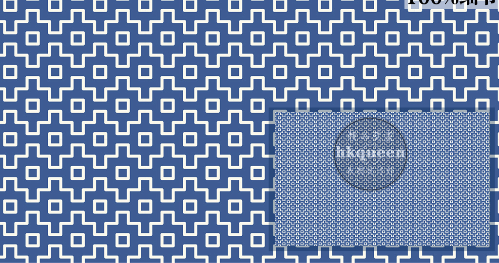 简单几何图形线条图案蓝色底纹现代简约墙纸图片