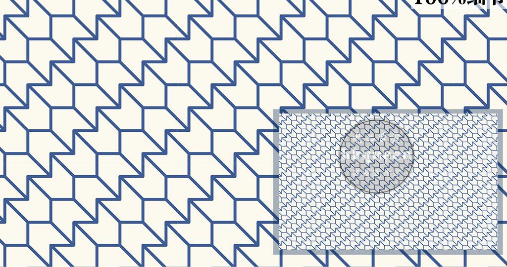 箭矢图案简单几何图形排列现代简约墙纸图片