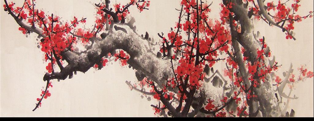 5461,唯有红梅傲霜笑(原创) - 春风化雨 - 诗人-春风化雨的博客