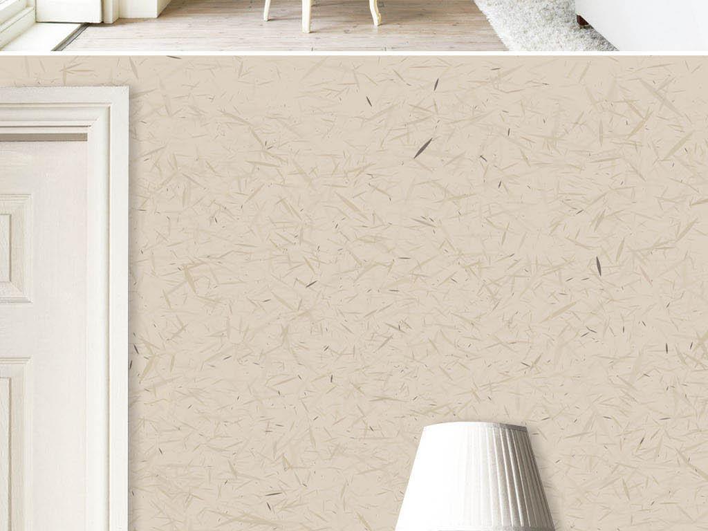 现代简约新中式不规则肌理图案客厅卧室墙纸图片