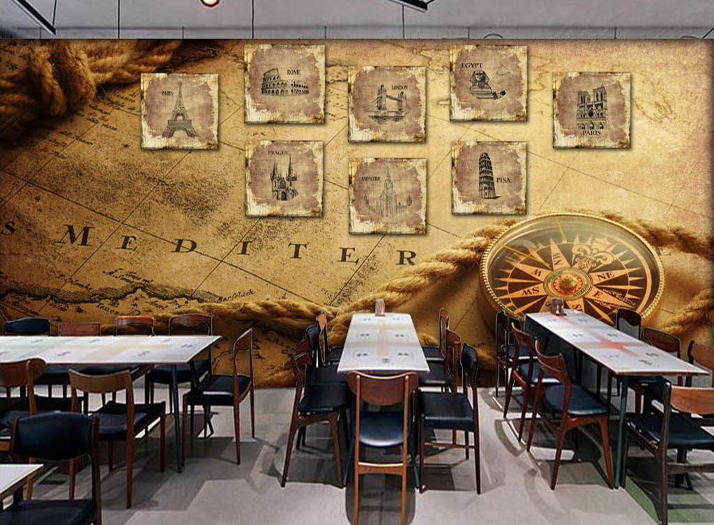 绳子建筑巴黎铁塔电视背景墙图片玻璃电视背景墙图片