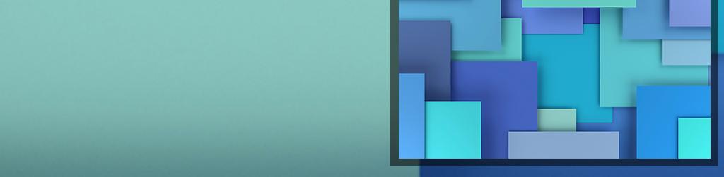 蓝紫色撞色3d简约立体方块几何图形背景墙图片