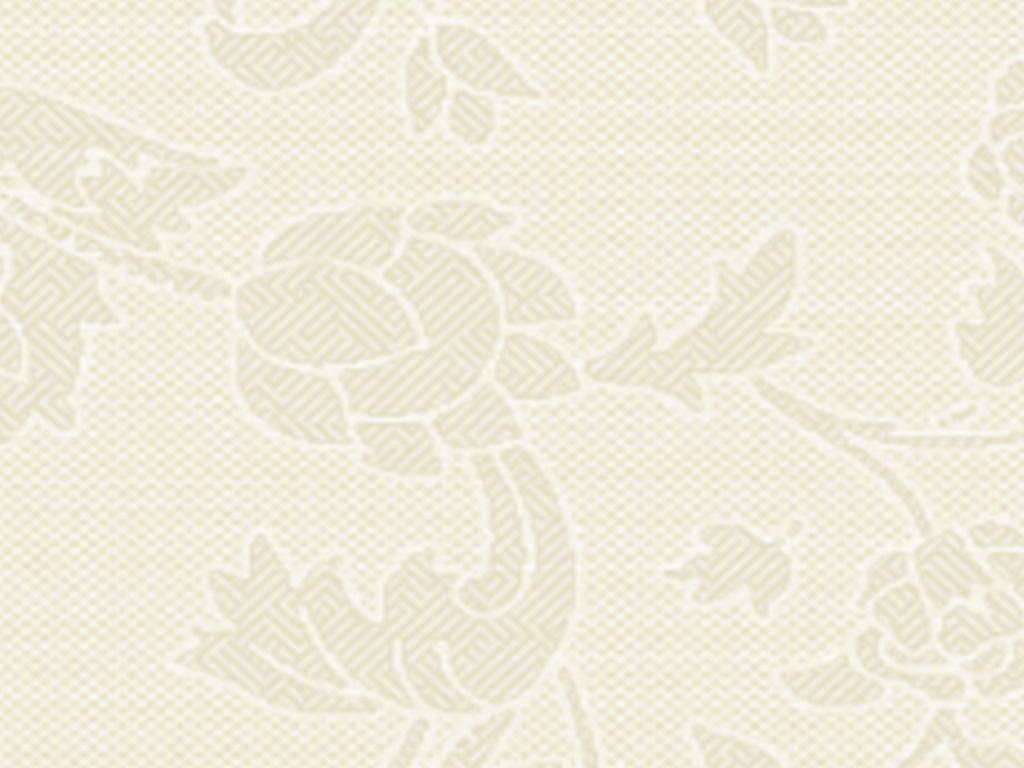 高清米黄小花墙纸图片