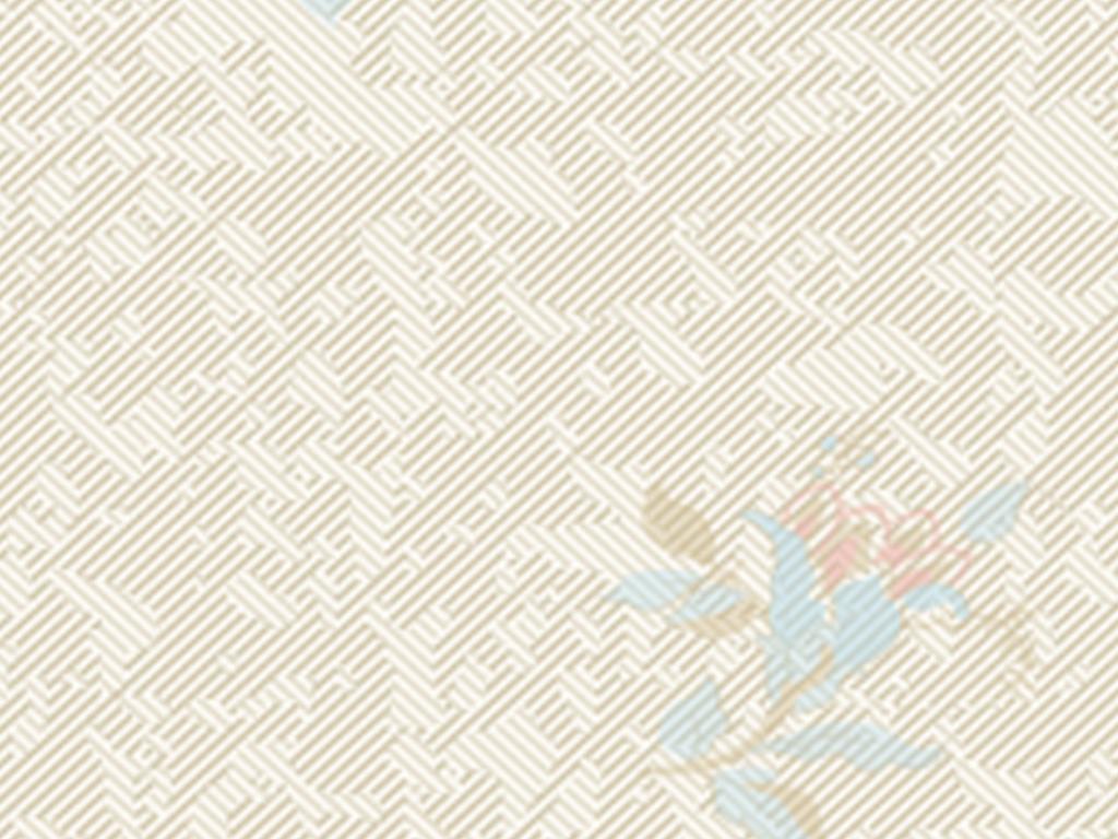 超高清欧式墙纸花纹图片